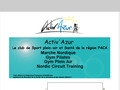 Club Activ'Azur Marche Nordique, Pilates, Gym plein air, Gym tonique en région Paca Provence