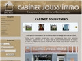 Cabinet Jouss' immo Luneray immobilier