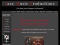 Jazz Music Productions agence booking orchestre de jazz