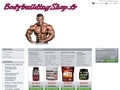 Bodybuilding Shop, nutrition sportive pour le bodybuilding