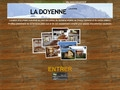 La Doyenne Location chalet Doucy Valmorel