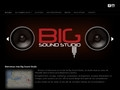 Big Sound Studio studio d'enregistrement, mixage, sound design Marseille