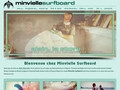 Minvielle Surfboard fabrication de surfboards longboards et stand up Anglet