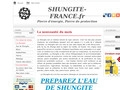 Boutique Shungite-france pierre d'énergie et de protection
