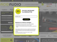 Autoradios discount par Acid Audio