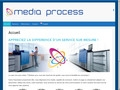 Service d'mpression en ligne avec Media Process
