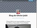 Blog d'olivier Jobit