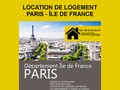 Location de logement Paris-île de france
