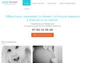 Osteopathe le Vésinet Tiffany Levis