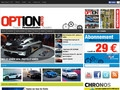 Site officiel du magazine Option Auto