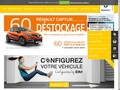 Renault Orange - Toutes les Renault neuves disponibles en concession