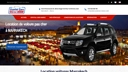 Crystal Cars Maroc - Agence de location voitures Marrakech