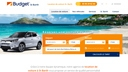 Location voiture St Barth - Budget St. Barth