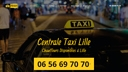 Taxi Lille Centrale