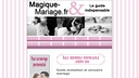 Guide et annuaire mariage